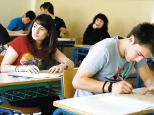 Φωτογραφία για Αρχίζουν αύριο οι πανελλαδικές εξετάσεις